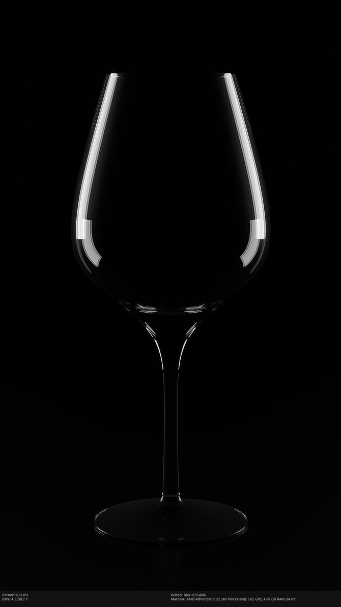 Wineglass by ValdesBG
