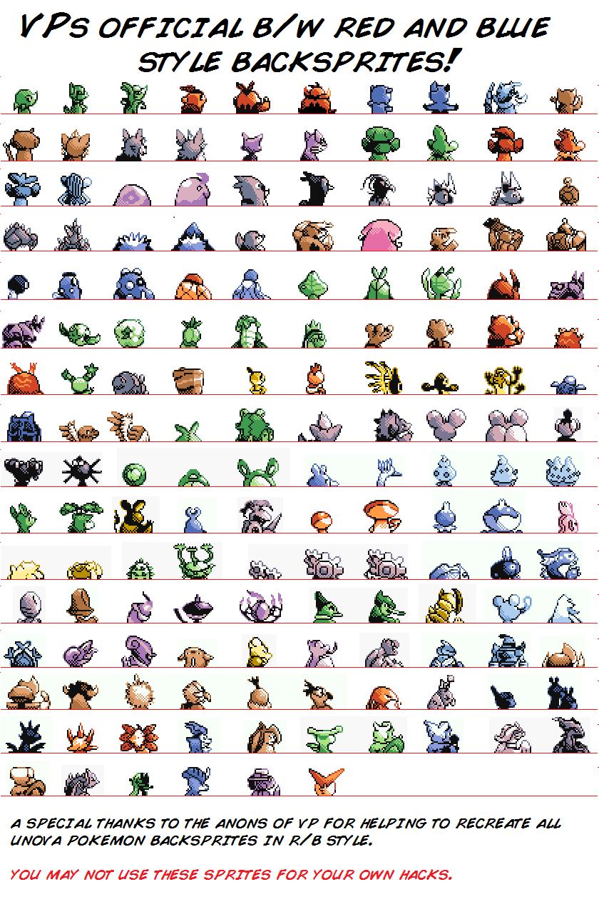 unova pokemon pixel art - photo #1