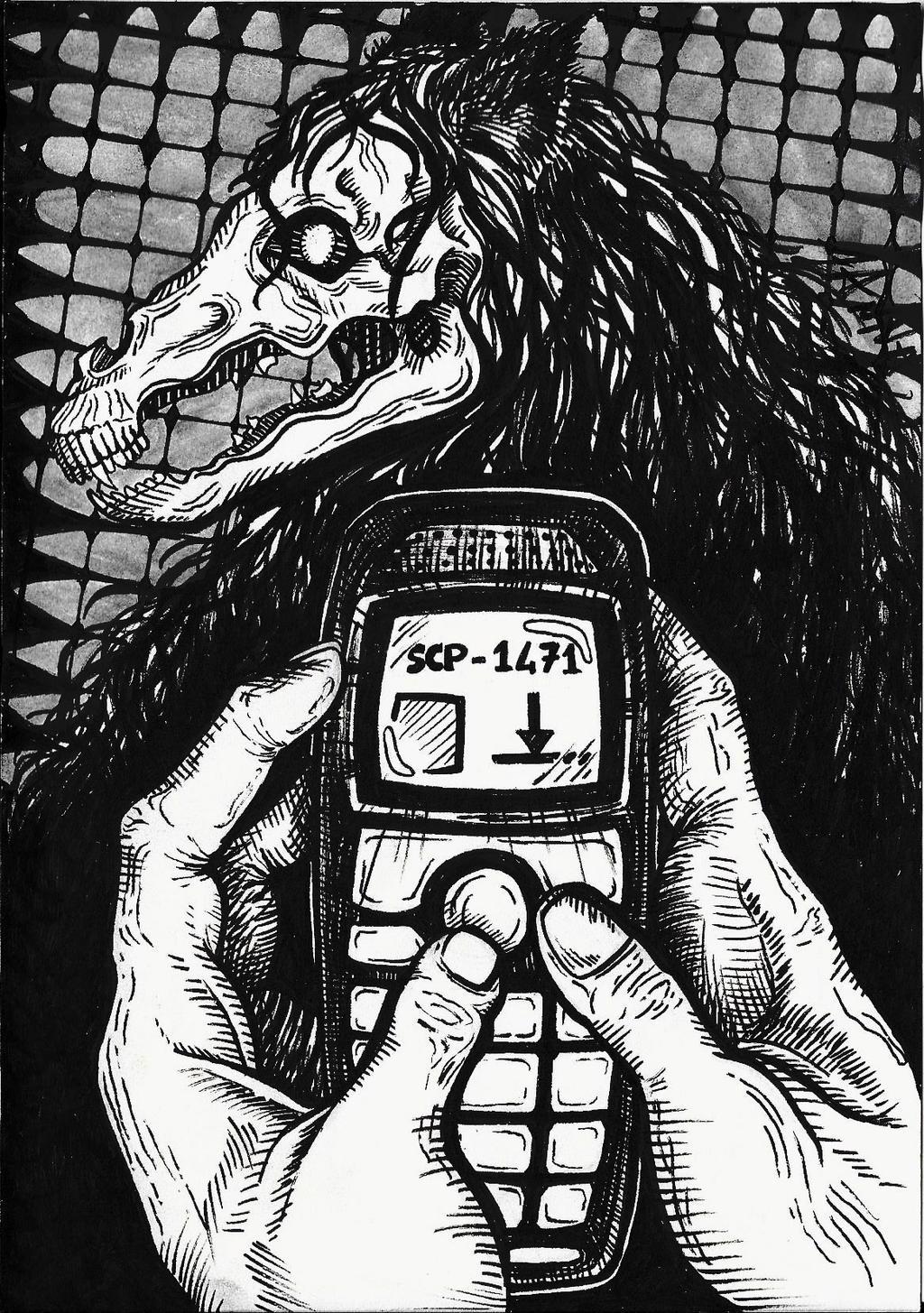 Creepypasta SCP 1471 I.01 by ZannaCreepy01P on DeviantArt