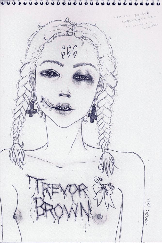 Trevor B. by m-a-k-o