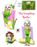 Spidersona: the Laughing Spider