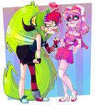 Demencia and miss Heed