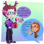 Chucky's christmas