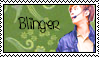 SHINee Blinger Stamp by Miskuki