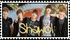SHINee Shawol Stamp by Miskuki
