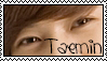 SHINee Taemin Eyes Stamp by Miskuki
