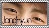 SHINee Jonghyun Eyes Stamp by Miskuki