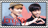 SHINee JongKey Stamp by Miskuki