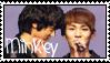 SHINee MinKey Stamp by Miskuki