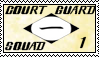 Bleach Court Guard Squad 1 Stamp by Miskuki