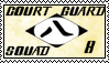 Bleach Court Guard Squad 8 Stamp by Miskuki