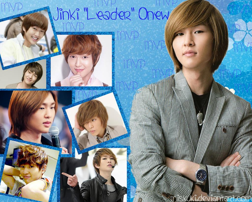 SHINee Jinki 'Leader' Onew Background by Miskuki on DeviantArt