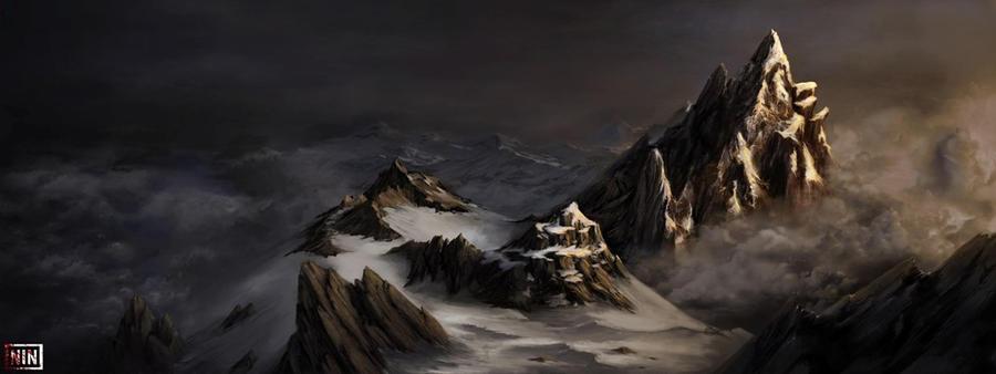 Mountain 4 by Shikazan