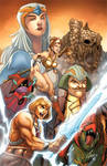 He man Masters of the Universe mash up!