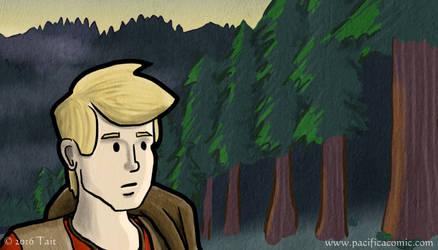 Pacifica - Gavin Traveling by ForestTraveler