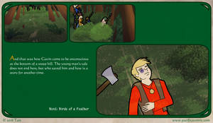 Pacifica, Page 24, Cliffhanger