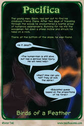 Pacifica: Birds of a Feather, Page 1
