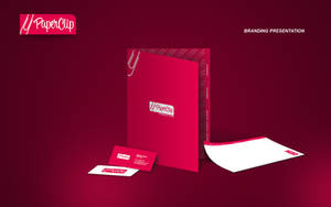 PaperClip Brand Presentation by mezoomar