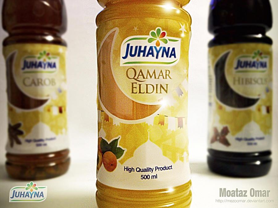 Juhayna Ramadan Dirnks by mezoomar