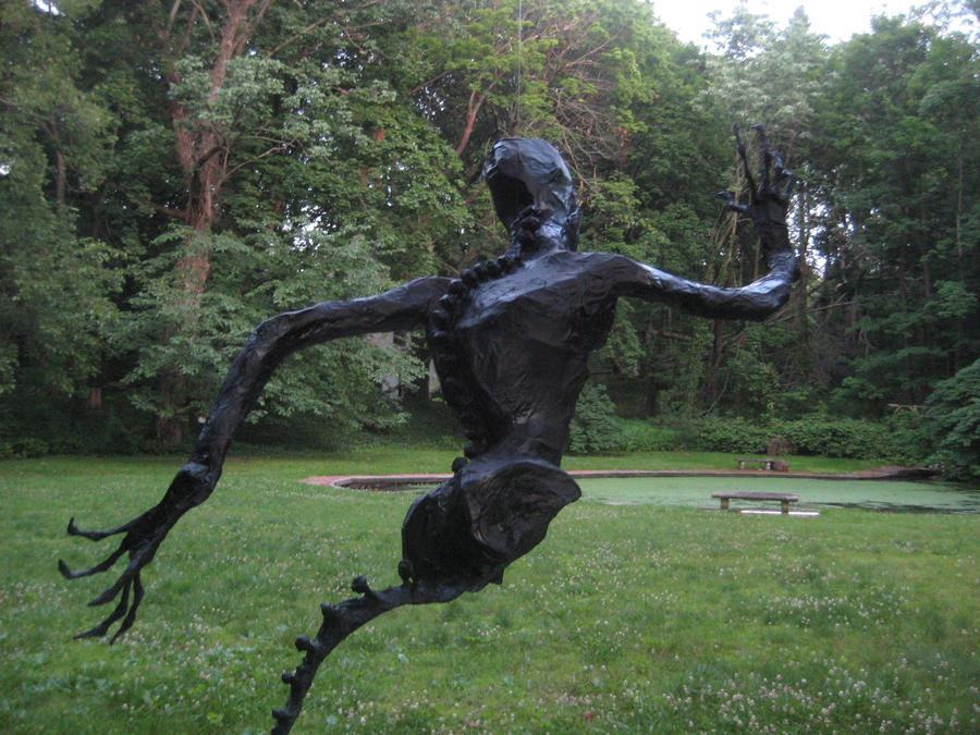 Dementor Sculpture by Thom-Heap