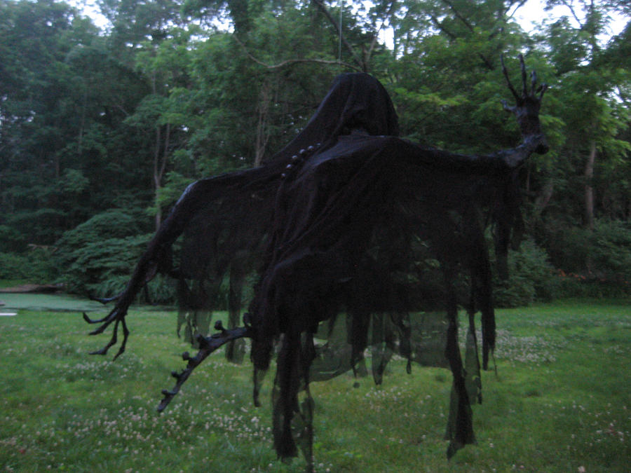 Dementor Sculpture (finished) by Thom-Heap