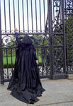 Severus Snape Cosplay - The Gates to Malfoy Manor