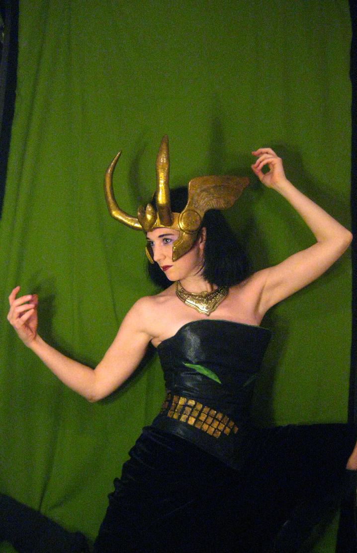 Loki Headpiece by Thom-Heap