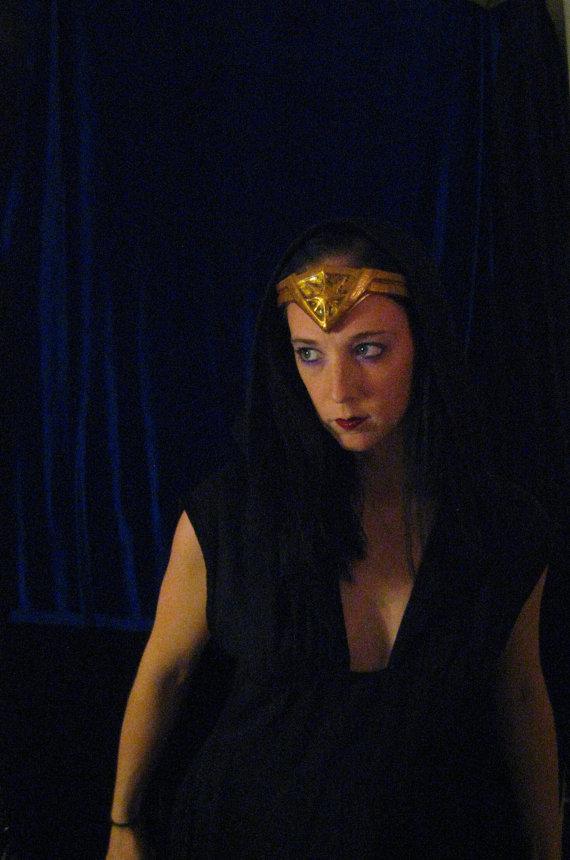 Wonder Woman's Tiara by Thom-Heap