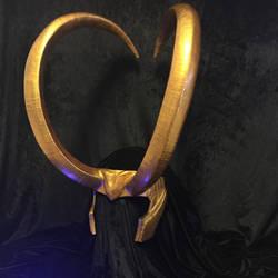 Loki Avengers Headpiece