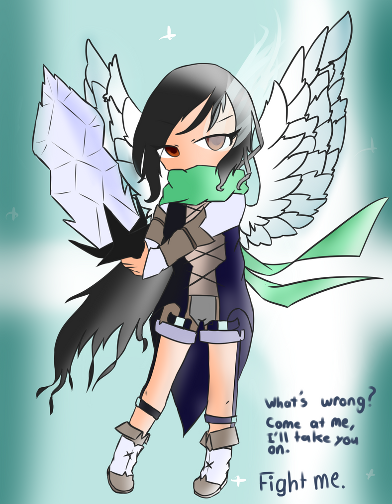 lady irene reborn aphmau minecraft diaries by kerryberri on