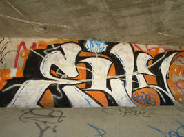 graffiti by haveheart