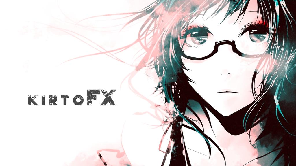Anime Girl Wallpaper Kirtofx  In Deviantart By Kirtofx