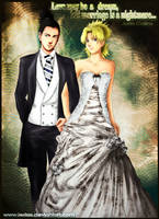 Troublesome wedding by lexisss