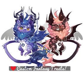 Fantasy Treats Customs Dropoff!