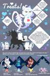 { Treats } Infographic