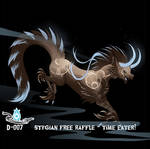 { Stygian Free Raffle } Time Eater (OVER,ROLLING)