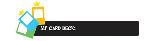 Banner Mycarddeck by Zoomutt