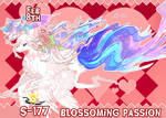 { Stygian Vday 7 } Blossoming Passion