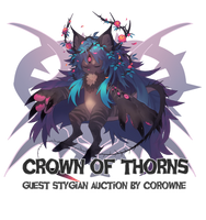 { Stygian Auction } Crown of Thorns (Over!) by Zoomutt