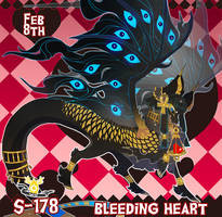 { Stygian Vday 8 } Bleeding Heart (Nightmare) by Zoomutt