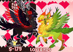 { Stygian Vday 9 } Lovebirds (Dream + Nightmare)
