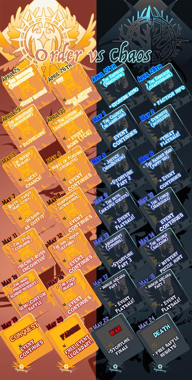 { Stygian Order vs Chaos Promo! } by Zoomutt