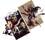 Stygian Guest Auction { The World } Over!