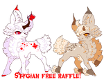 { Stygian Free Raffle } (Over, rolling soon!) by Zoomutt