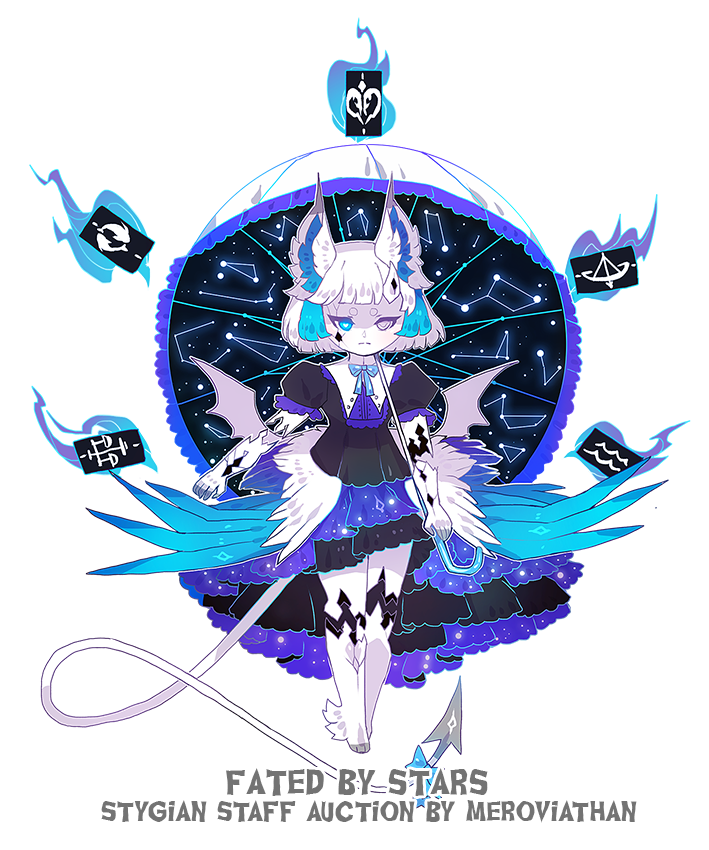 { Stygian Staff Auction } by Meroviathan! Over!
