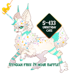 { Stygian 24 hour free unbirthday raffle! } OVER