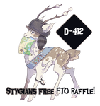 { Stygian } Free 48H November FTO+1 Raffle! over!