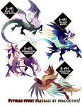{ Stygian Event Flatsale } by dracooties (over!)