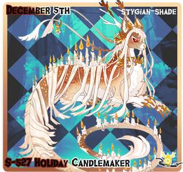 { Stygian Winter Festival } Day 5!