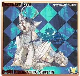 { Stygian Winter Festival } Day 14!